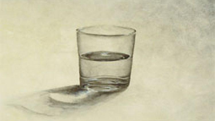 น้ำครึ่งแก้ว
