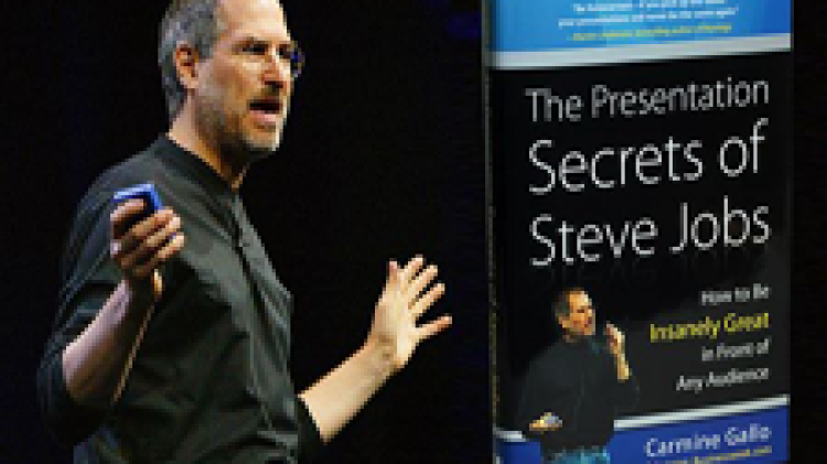The Presentation Secrets of Steve Jobs : Episode II