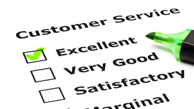 งานบริการเป็นเลิศ ตัวช่วยที่ดีในการทำการตลาดสำหรับองค์กร