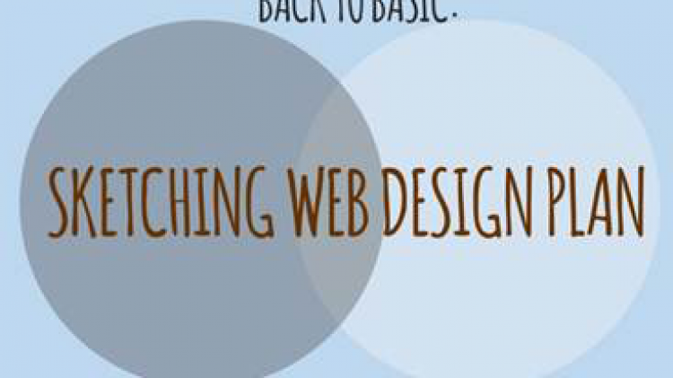 Back to Basics : Sketching Web Design Plans