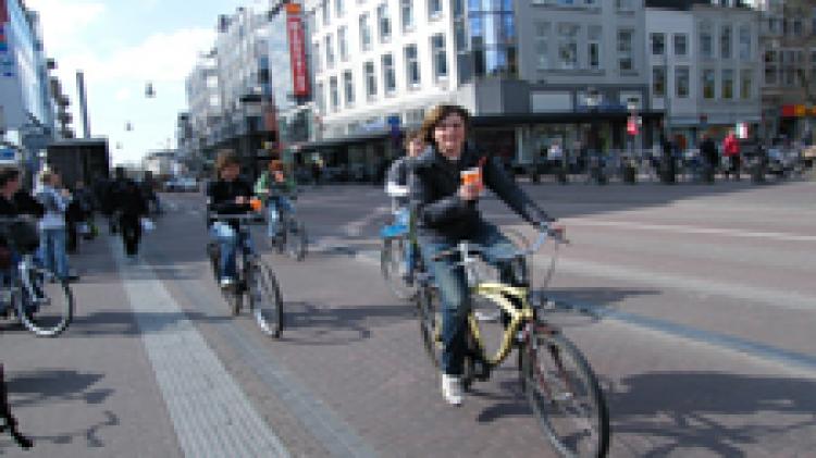 """Back to Basic """"เมืองจักรยาน"""""""