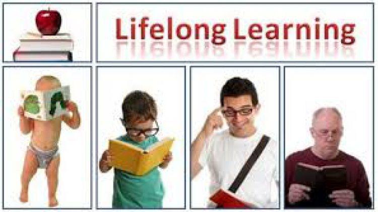เรียนรู้ตลอดชีวิต