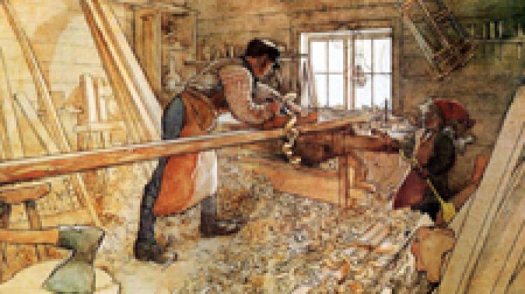 บ้านหลังสุดท้ายของช่างไม้