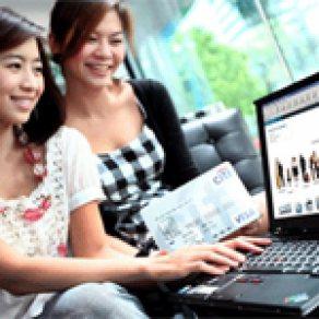กระแสการค้าออนไลน์และพฤติกรรมสนับสนุน