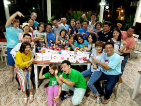 ภาพความสนุกสนาน & ความประทับใจ จาก GROUP คุณปฏิคม