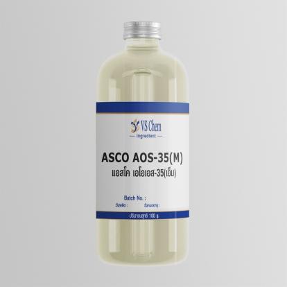 Mild Surfactant : ASCO AOS-35 (M)
