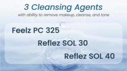 3 Cleansing Agents ที่อ่อนโยนและไม่ทำร้ายผิว