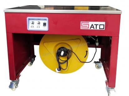 เครื่องรัดกล่อง 2 มอเตอร์ กึ่งอัตโนมัติ SATO รุ่น SL55